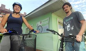 Durante o verão bicicleta será destaque