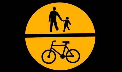 É correto multar pedestres e ciclistas?