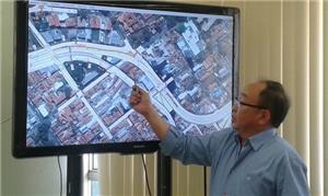 ecretário de Trânsito, Jorge Akira, apresentou o p