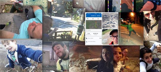 Em 2014 campanha utilizava selfies para denunciar