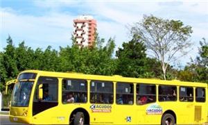 Em Agudos, a tarifa zero foi implantada em 2003