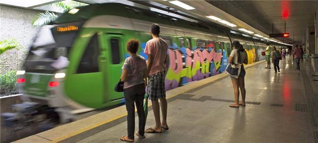 Em Fortaleza, metrô e VLT vão para a iniciativa pr