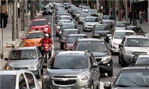 Em Mogi das Cruzes (SP), frota de carros dobra em