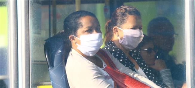 Em São José dos Campos (SP) máscaras foram distrib