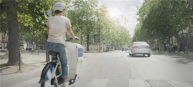 Emergency Bikes, atendimento sobre duas rodas em P