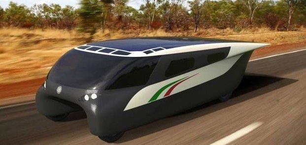 Emilia 4, um carro italiano que produz zero emissõ