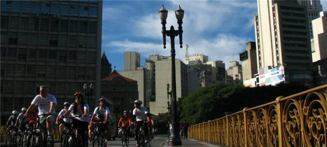 Empresas que incentivam uso da bicicleta serão pre