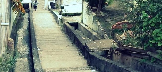 Escadarias do Jardim Ângela receberão projeto de m