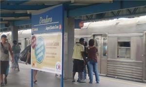 Estação Deodoro ganha conexões com outros 3 ramais