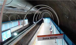 Estação do Metrô Rio