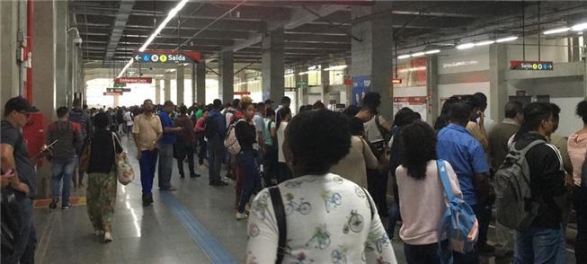 Estação Pirajá do Metrô de Salvador