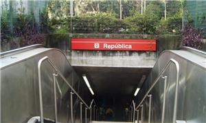 Estação República