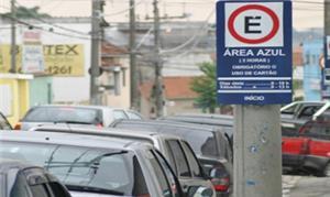 Estacionamento Rotativo Eletrônico