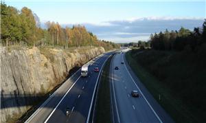 Estrada Nacional 40, ou Rv 40, na Suécia