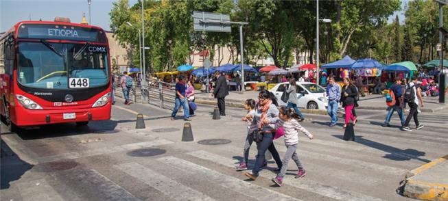 Estudo calcula proximidade do transporte público n