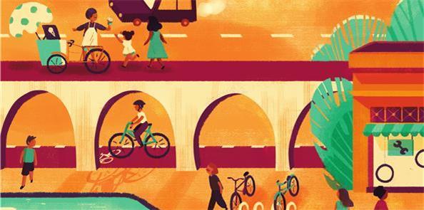 Estudo mostra como a bicicleta se insere na econom