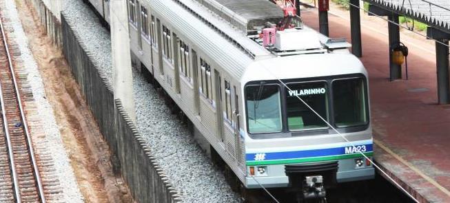 Expansão da rede de metrô de BH, projeto que sofre
