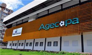 Fachada da Agecopa