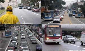 Faixas de ônibus em SP: plano de mobilidade alcanç