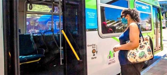 Ferramenta dá alerta sobre a lotação no transporte