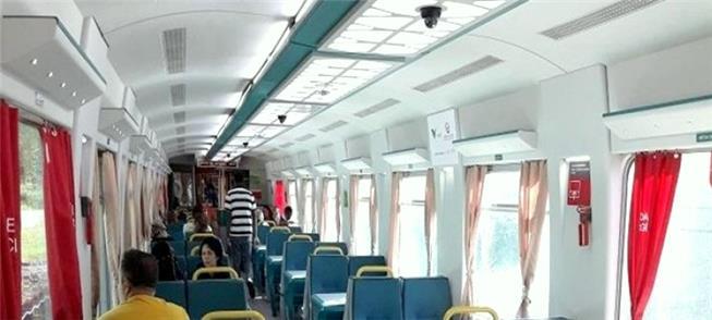 Ferrovia traz transporte eficiente e acessível à p