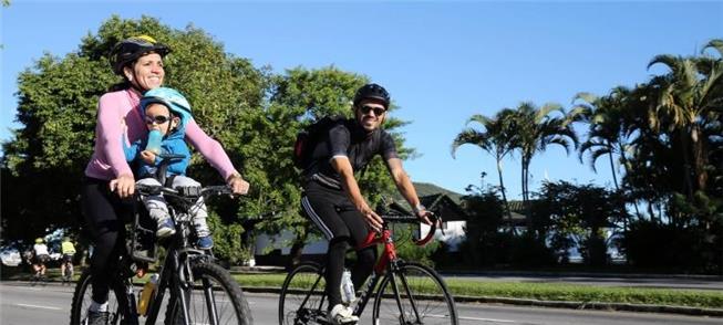 Floripa: ótimas condições para pedalar, mas sem bi