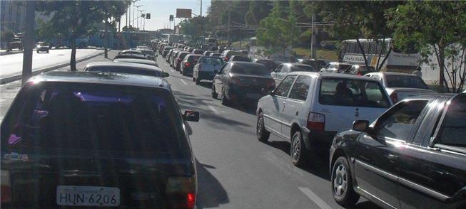 Fortaleza: frota de veículos não para de crescer