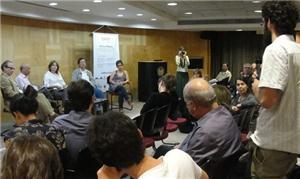 Fórum Mobilize em 2013: auditório lotado