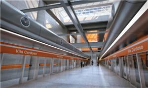 Futura estação Vila Cardoso da linha Laranja