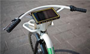 GoBike: sistema de bikes com tablets