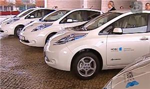 Governo vai comprar 1.200 carros elétricos até 202