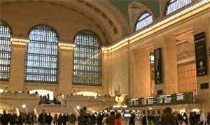 Grand Central Station, a maior estação de metrô e