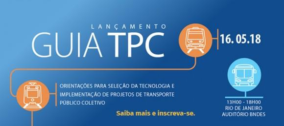 Guia de mobilidade urbana será lançado amanhã (16)