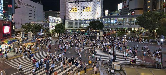 Hachiko Square, Shibuya, Tokyo