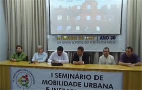 I seminário de mobilidade urbana