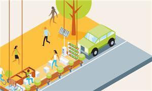 Ilustração mostra como será o projeto