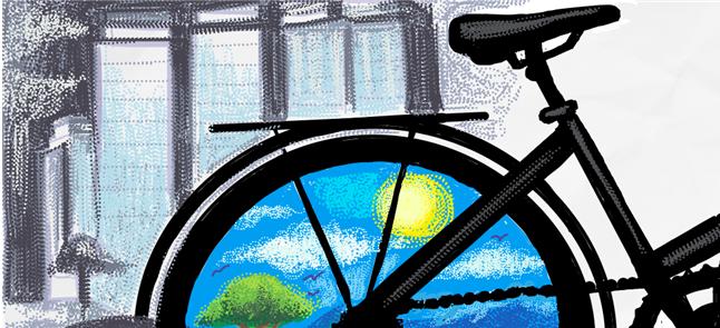 Ilustração: Rogerio Veliago | Concurso Mobilize de