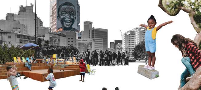 Imagem da campanha: Cidades que dizem sim às crian