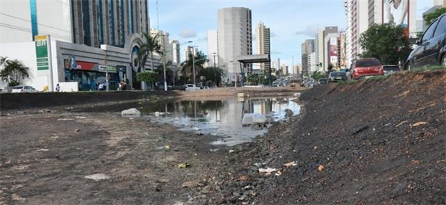Intervenções desastrosas em Cuiabá