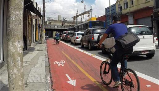 Justiça nega pedido da Prefeitura sobre ciclofaixa