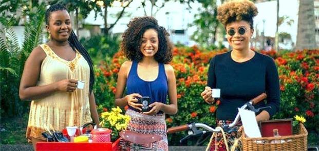 La Frida Bike Café: mulheres negras, bicicletas e