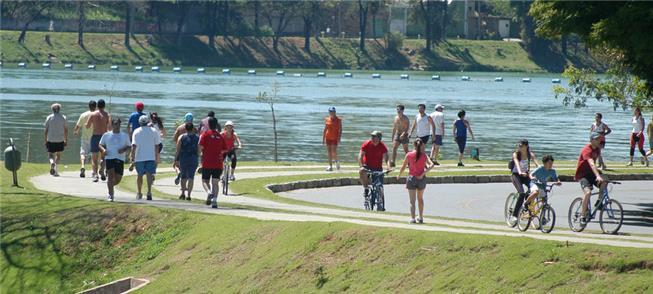 Lagoa da Pampulha ganhará mais 7 km de ciclovia