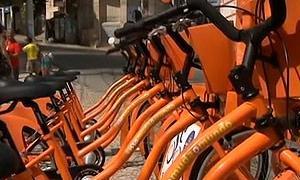 Laranjinhas do sistema Salvador Vai de Bike