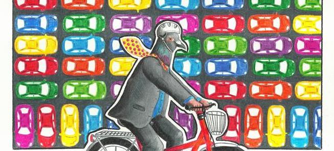 Leandro Cabral - Concurso Mobilize de Ilustrações