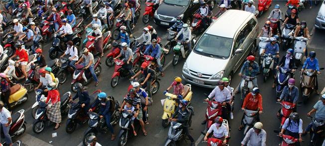 Limites de emissão das motos entra em discussão no