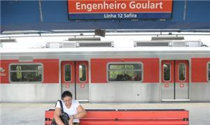 Linha 13   ligará Guarulhos e a zona leste de São Pa