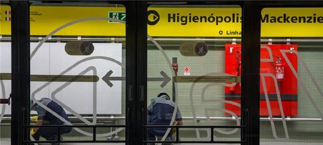 Linha 4 Amarela de São Paulo: mais uma estação