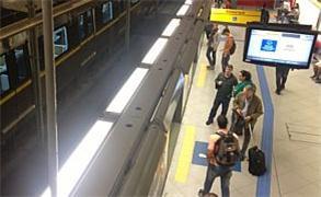 Linha 4-Amarela vai ser ampliada em 2014