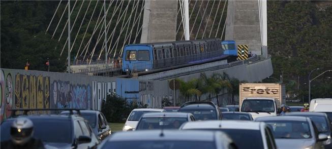 Linha 4 do Metrô, aberta ao público em setembro de