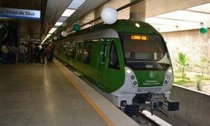 Linha Sul passa a operar em trajeto de 24 km